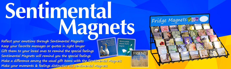 Sentimental Magnets