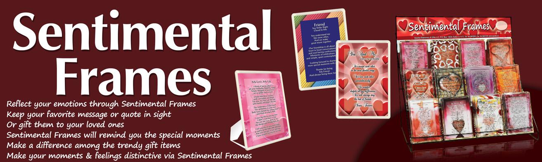 Sentimental Frames